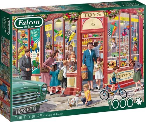 The Toy Shop Puzzel (1000 stukjes)