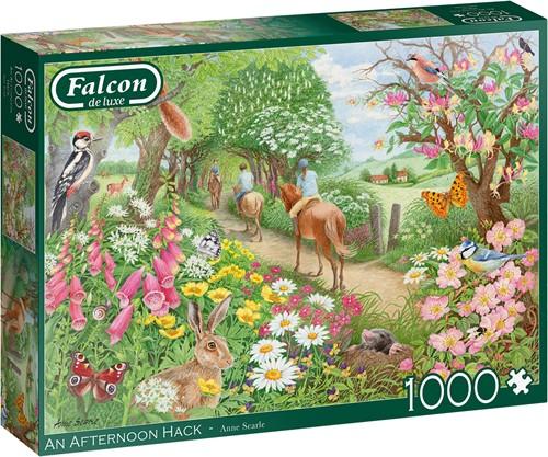 Falcon - An Afternoon Hack Puzzel (1000 stukjes)