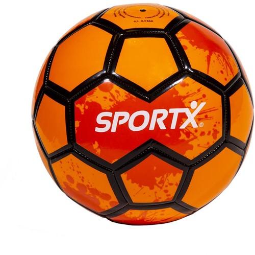 SportX Voetbal Oranje Splash