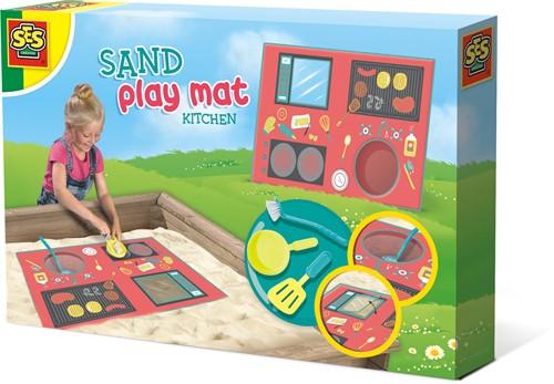 SES - Speelmat keuken
