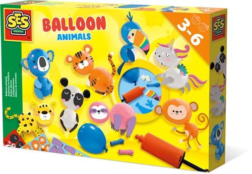 SES - Ballon Dieren