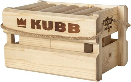 Kubb in houten box