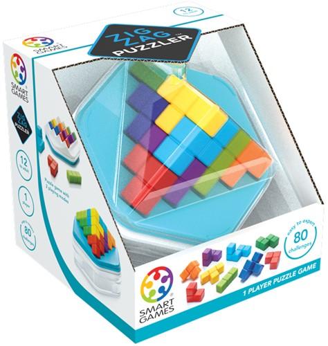 Cube Puzzler - Zig Zag