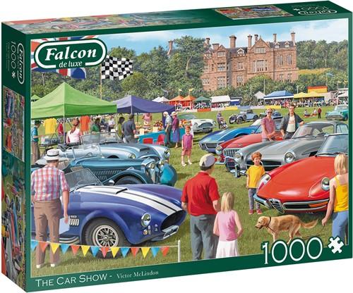 Falcon - The Car Show Puzzel (1000 stukjes)