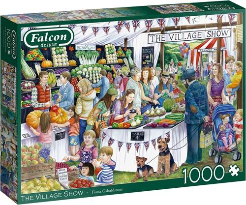 Falcon - The Village Show Puzzel (1000 stukjes)