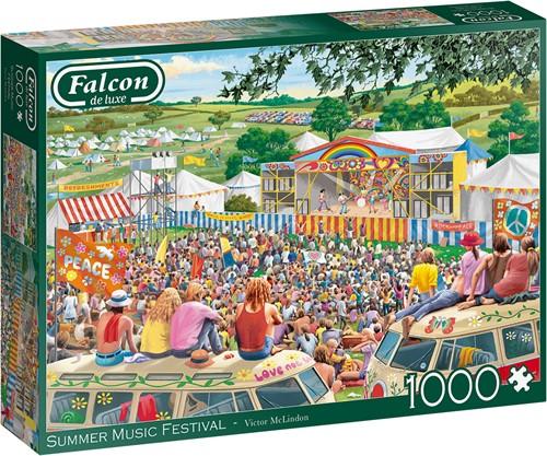 Summer Music Festival Puzzel (1000 stukjes)