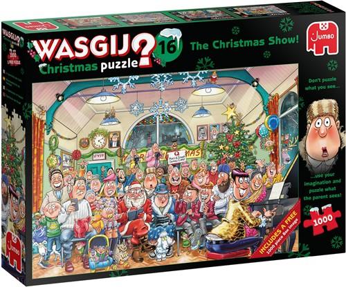 Wasgij Christmas 16 Puzzel (2x1000 stukjes)