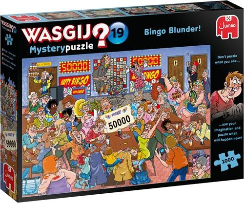 Wasgij Mystery 19 - Bingo Blunder Puzzel (1000 stukjes)