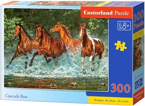 Cascade Run Puzzel (300 stukjes)