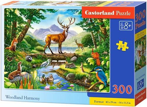 Woodland Harmony Puzzel (300 stukjes)