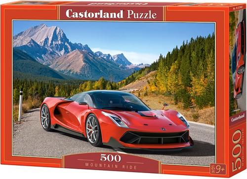 Mountain Ride Puzzel (500 stukjes)