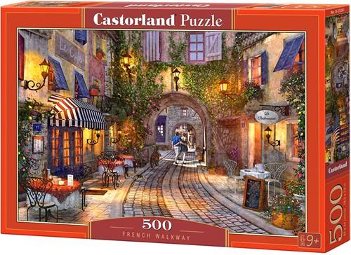 French Walkway Puzzel (500 stukjes)