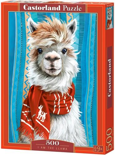I am the Llama Puzzel (500 stukjes)