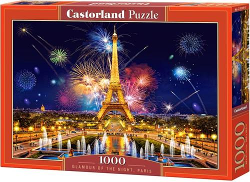 Glamour of the Night, Paris Puzzel (1000 stukjes)