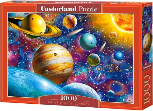 Solar System Odyssey Puzzel (1000 stukjes)