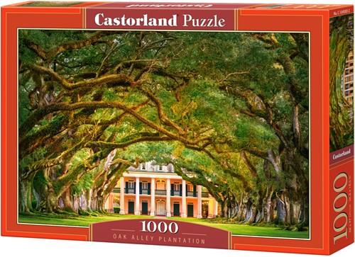 Oak Alley Plantation Puzzel (1000 stukjes)