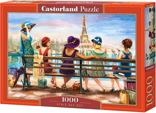 Girls Day Out Puzzel (1000 stukjes)