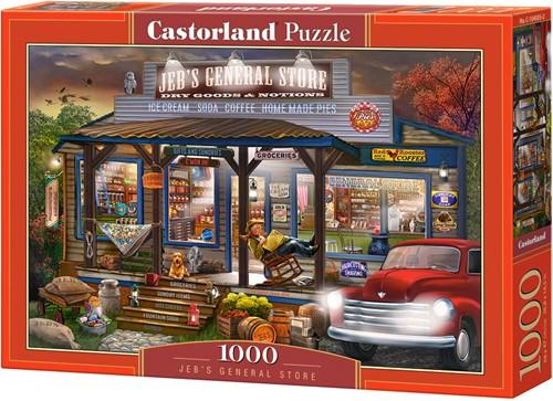 Jeb's General Store Puzzel (1000 stukjes)