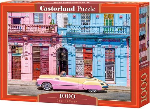 Old Havana Puzzel (1000 stukjes)