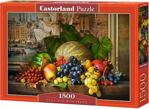 Still Life with Fruits Puzzel (1500 stukjes)