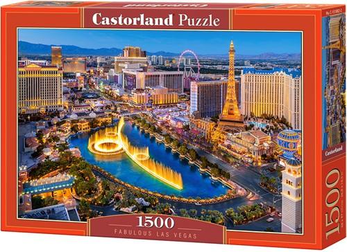 Fabulous Las Vegas Puzzel (1500 stukjes)