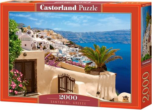 Santorini Puzzel (2000 stukjes)