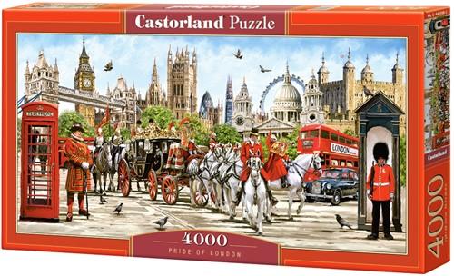 Pride of London Puzzel (4000 stukjes)