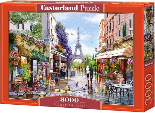 Flowering Paris Puzzel (3000 stukjes)