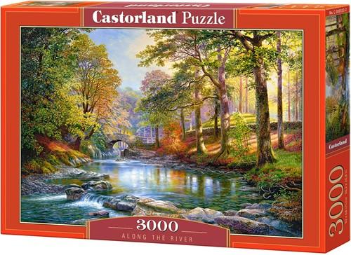 Along the River Puzzel (3000 stukjes)