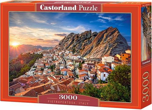 Pietrapertosa, Italy Puzzel (3000 stukjes)