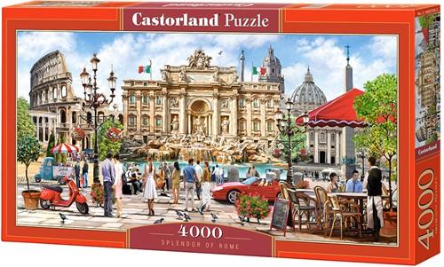 Splendor of Rome Puzzel (4000 stukjes)