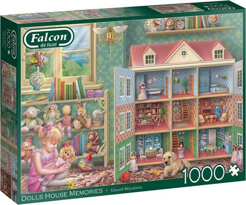 Dolls House Memories Puzzel (1000 stukjes)