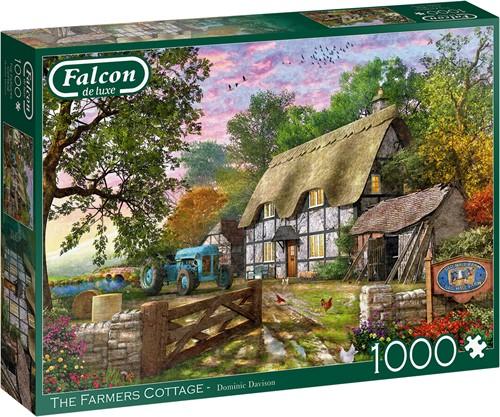 The Farmers Cottage Puzzel (1000 stukjes)