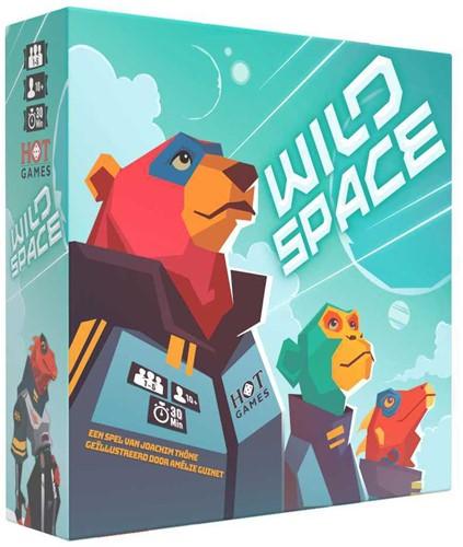 Wild Space - Kaartspel