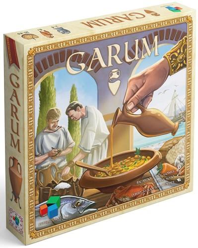 Garum - Bordspel