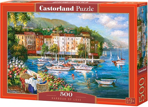 Harbour of Love Puzzel (500 stukjes)