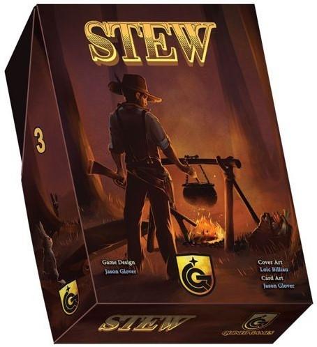 Stew - Kaartspel
