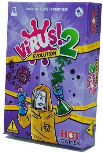 Virus 2 - Evolution Uitbreiding