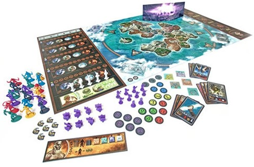 Cyclades - Titans Expansion-2