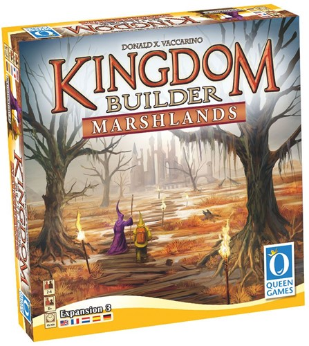 Kingdom Builder - Marshlands Expansion