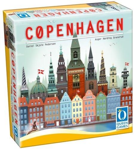 Copenhagen - Bordspel