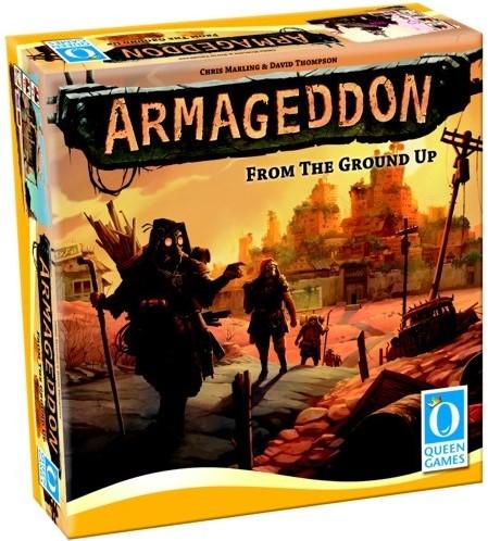Armageddon Bordspel