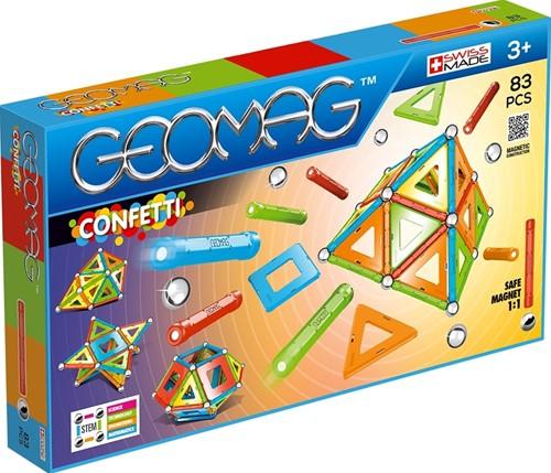 Geomag Confetti 83 delig