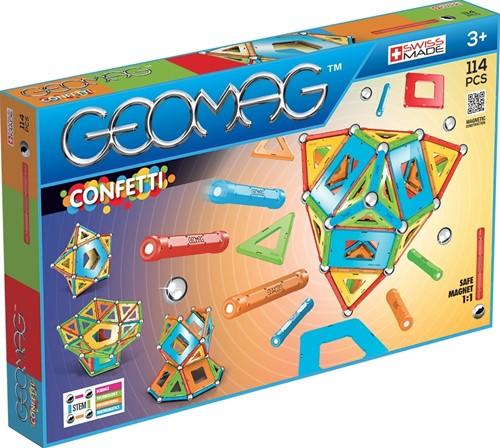 Geomag Confetti 114 delig