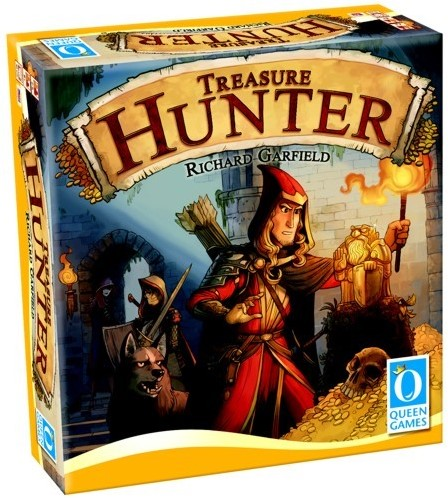 Treasure Hunter Bordspel