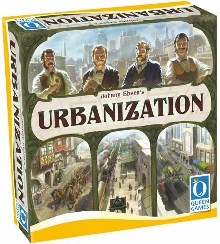 Urbanization - Bordspel