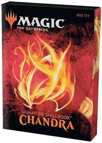 Magic The Gathering - Signature Spellbook Chandra