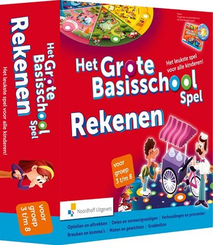 Het Grote Basisschoolspel Rekenen Uitbreiding (Open geweest)