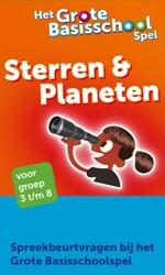 Het Grote Basisschoolspel Spreekbeurtvragen Sterren & Planeten