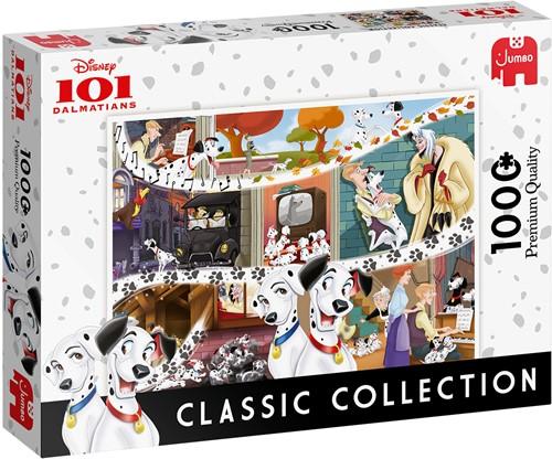 Disney Classic Collection - 101 Dalmatians Puzzel (1000 stukjes)